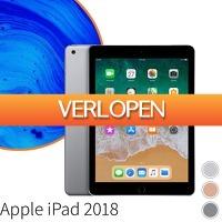 Euroknaller.nl: Apple iPad 2018 32GB WiFi