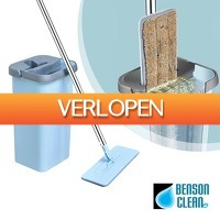 Elkedagietsleuks Ladies: Benson clean flat mop