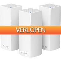 Alternate.nl: Linksys VELOP Triple Pack mesh router