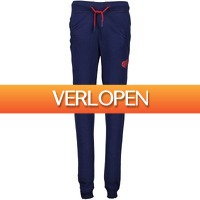 Kleertjes.com: Orange stars joggingbroek