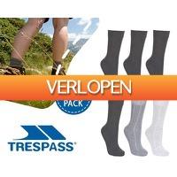 1DayFly Outdoor: 12 paar Trespass sokken
