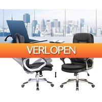 Groupdeal 3: Luxe bureaustoel