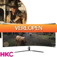 Euroknaller.nl: HKC NB34 C Full HD Curved haming monitor