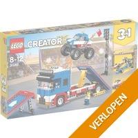 LEGO Creator Mobiele stuntshow