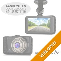 Dashcam normaal of Full HD