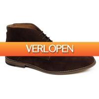 Brandeal.nl Casual: Galax laarzen met rubberen zool