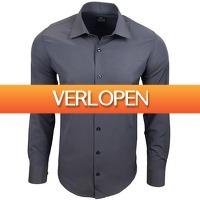 Brandeal.nl Classic: Rusty Neal overhemd met knopen