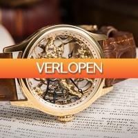 Watch2day.nl: Thomas Earnshaw Bauer Skeleton