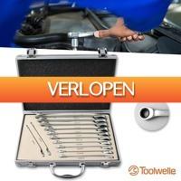 Wilpe.com - Tools: Toolwelle ringratel steeksleutelset