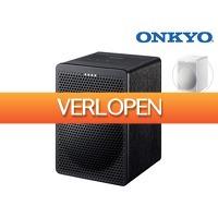 iBOOD.com: Onkyo smart speaker G3 met Google Assistant