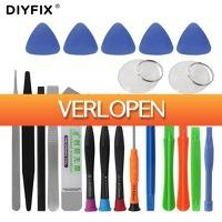 ClickToBuy.nl: 21-delige iPhone reparatie set