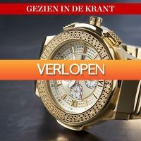Watch2day.nl: JBW Saxon Diamonds Multifunctionals