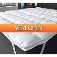 Koopjedeal.nl 1: 3D Air Hotel Topdekmatrassen