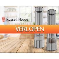 1DayFly: Russell Hobbs elektrische peper- en zoutmolenset