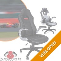 Formule 1 race bureaustoel