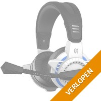 Gaming headset PS4, PC en Xbox One