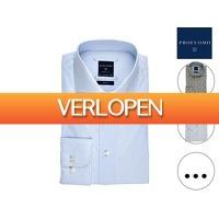 iBOOD Sports & Fashion: Profuomo Non Iron overhemd