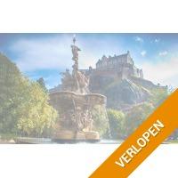 Bezoek de prachtige stad Edinburgh