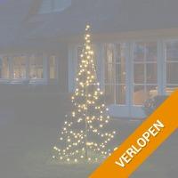 Fairybell verlichte kerstboomvorm