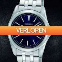 Watch2day.nl: Klassieke edelstalen Seiko SGGA41P1