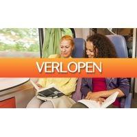 ActieVandeDag.nl 2: Trein dag dalurenkaart