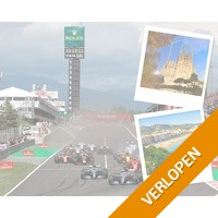 Grand prix van Barcelona inclusief race tickets