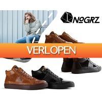 1DayFly Outdoor: NoGRZ P. Da Cortona gevoerde sneakers