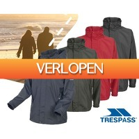 1DayFly Outdoor: Trespass waterdichte windjack
