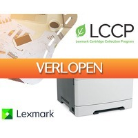1Dayfly Extreme: Lexmark duplex en kleur laserprinter