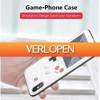 Dennisdeal.com 3: iPhone telefoon case met ingebouwde games
