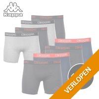 4 x Kappa boxershorts