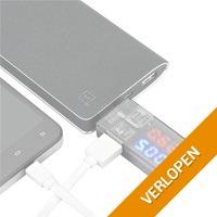 USB voltage meter