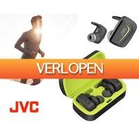 1DayFly Tech: JVC draadloze sport oortjes