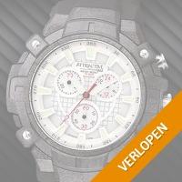 Q&Q attractive chronograph