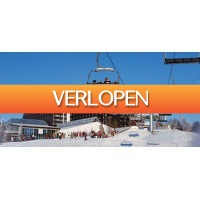 D-deals.nl: Halfpension in Winterberg Sauerland inclusief wellness