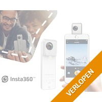 Insta360 nano camera voor iPhone