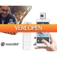 1DayFly Sale: Insta360 nano camera voor iPhone
