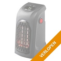 Mini Heater draadloze ventilatorkachel