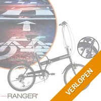 Ranger super praktische vouwfiets