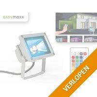 Easymaxx LED lamp met 16 kleuren