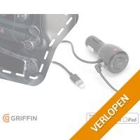 Griffin itrip autolader met lighting kabel