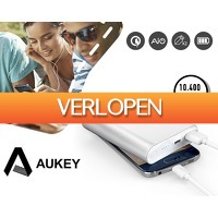 1Dayfly Extreme: Aukey 10.400 powerbank