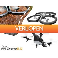 1DayFly Sale: Parrot ar.drone 2.0 elite snow edition