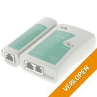 Netwerkkabel/LAN kabel tester