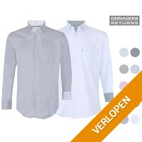 Donadoni Italian overhemd