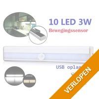 USB oplaadbare sensor LED-lamp