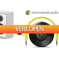 VoucherVandaag.nl: Google Chromecast audio