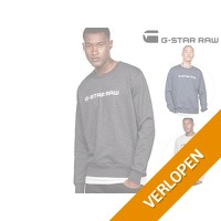 G-Star Loaq katoenen sweater
