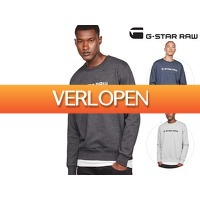 iBOOD.com: G-Star Loaq katoenen sweater