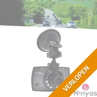 Ninyas HD Dashcam met LCD-display